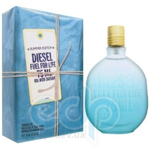 Diesel Fuel For Life Pour Homme Summer Edition - туалетная вода - 75 ml